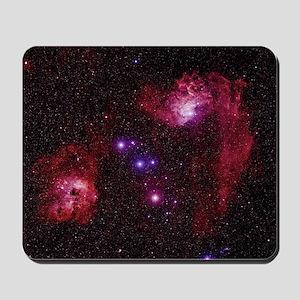 Emission nebulae Mousepad