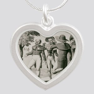 n5100006 Silver Heart Necklace