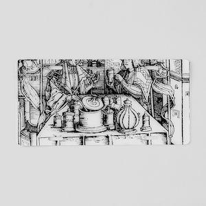 n8100009 Aluminum License Plate