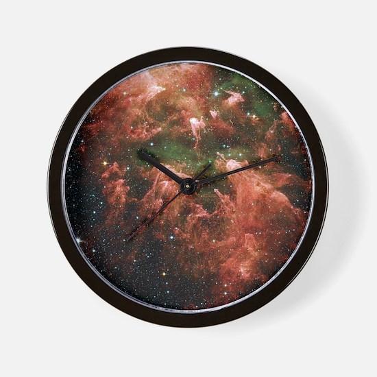 Eta Carinae nebula Wall Clock