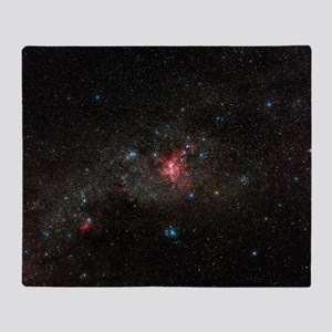Eta Carinae Nebula Throw Blanket