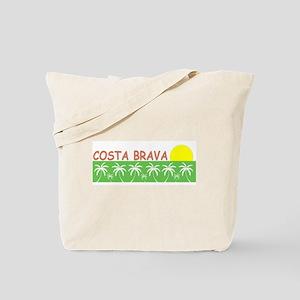 Costa Brava, Spain Tote Bag
