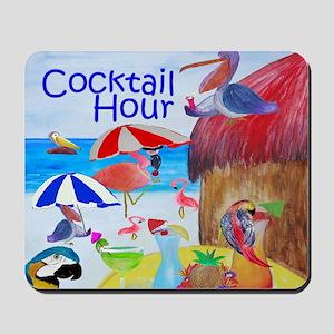 Cocktail Hour Mousepad