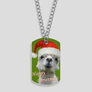 Cuddle Me Christmas Dog Tags