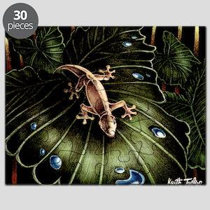 Thirsty Hawaiian Gecko Puzzle