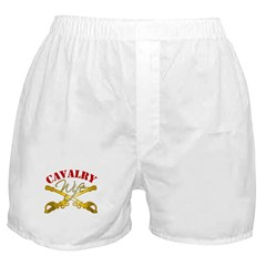 Cavalry Wife Boxer Shorts
