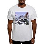 Ægir and Ran T-Shirt (Ash Grey)