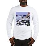 Ægir and Ran Longsleeve T-Shirt