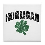 Hooligan Distressed Tile Coaster