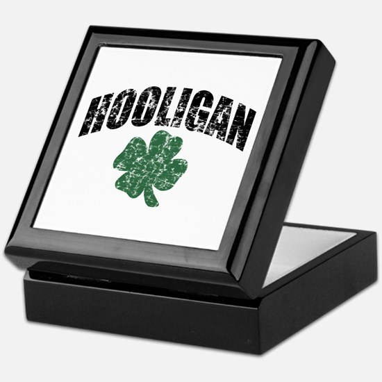 Hooligan Distressed Keepsake Box