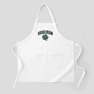 Hooligan Distressed BBQ Apron