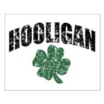 Hooligan Distressed Small Poster