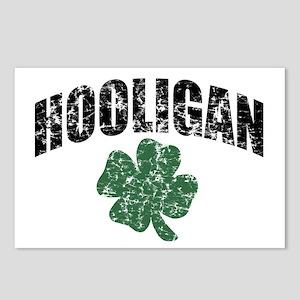 Hooligan Distressed Postcards (Package of 8)