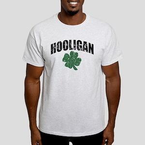 Hooligan Distressed Light T-Shirt