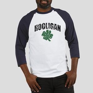 Hooligan Distressed Baseball Jersey