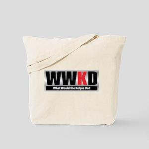 WW the Kelpie D Tote Bag
