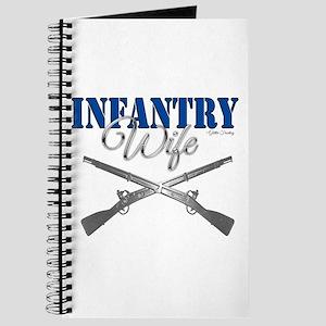 Infantry Wife Symbol Journal