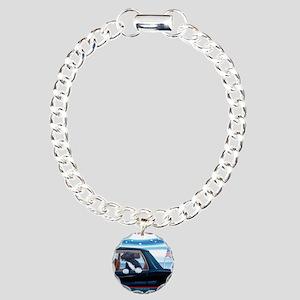 Forward with Bo, the 1st Charm Bracelet, One Charm