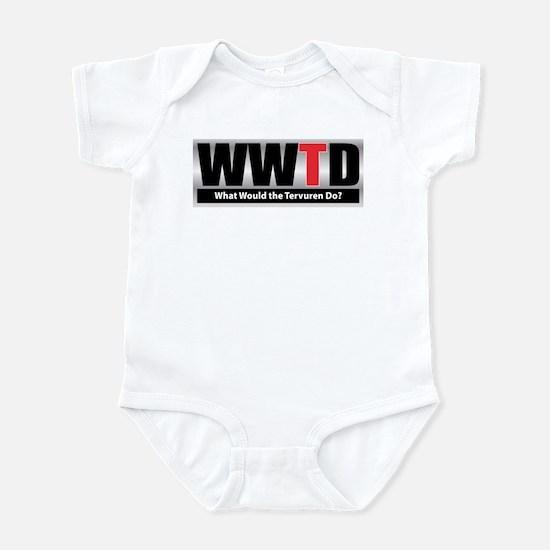 WW the Tervuren D Infant Bodysuit