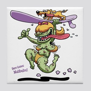 malibubi-T Tile Coaster