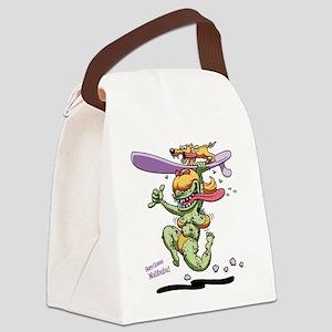 malibubi-T Canvas Lunch Bag
