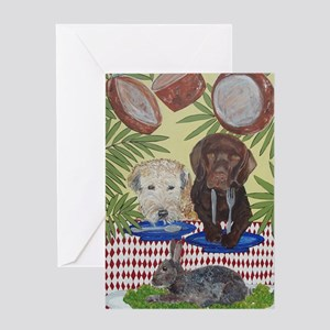 Journal Good Eats! Greeting Card