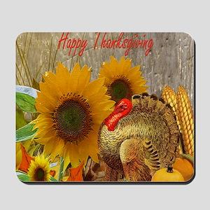Thanksgiving Holiday Mousepad