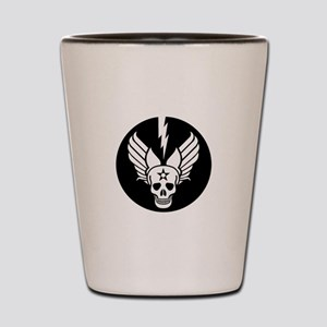 Death From Above - Mors Ab Alto Shot Glass