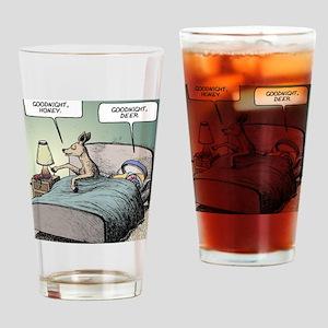 Goodnight Honey Drinking Glass