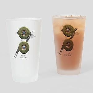 shotgun Drinking Glass