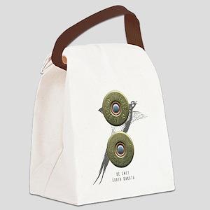 shotgun Canvas Lunch Bag