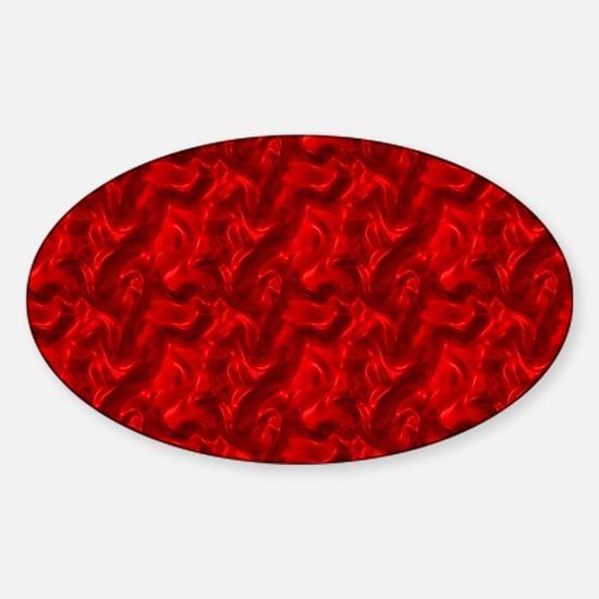 LAPTOP Sticker (Oval)