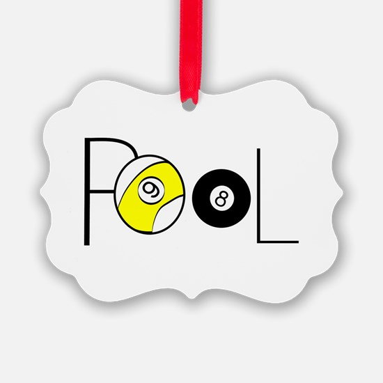 Word Pool Ornament