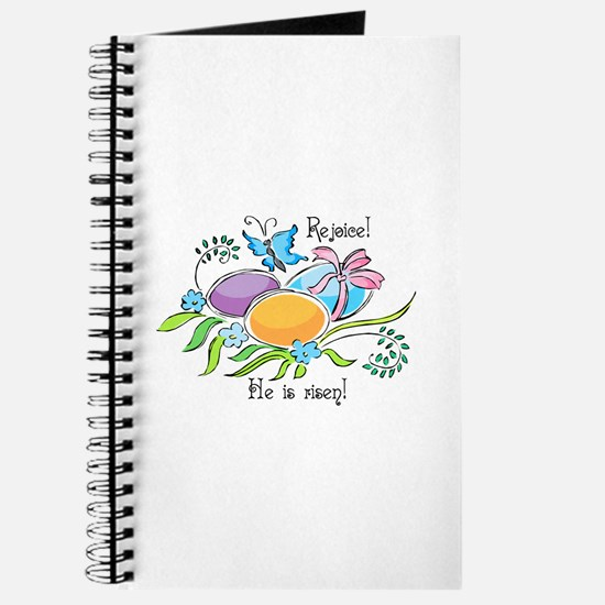 Easter Egg Rejoice Journal