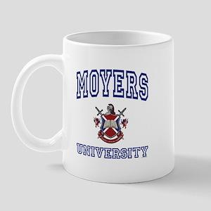 MOYERS University Mug