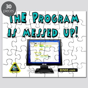 The Program Is Messed Up! Puzzle