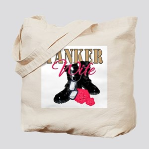Tanker Wife Tote Bag