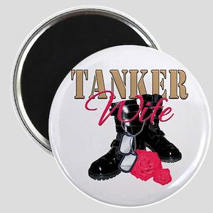 Tanker Wife Magnet