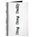 Ding Dong Daddy Journal