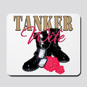Tanker Wife Mousepad