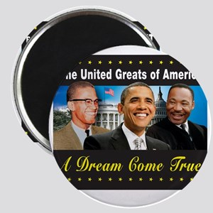 The United Greats Of America Magnet