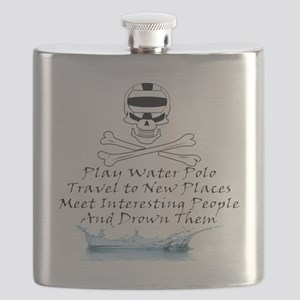 Reasons to Play Water Polo Flask
