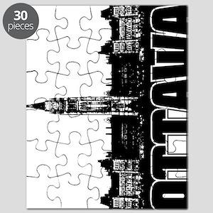 Ottawa Skyline V Puzzle