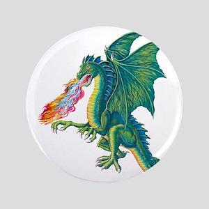 """Dragons Lair B 3.5"""" Button"""
