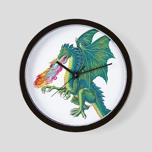 Dragons Lair B Wall Clock