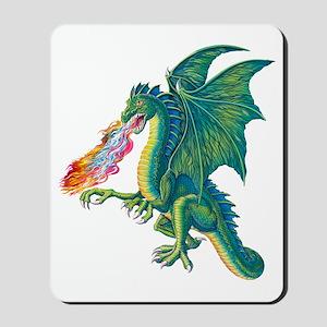Dragons Lair B Mousepad
