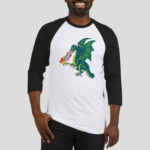 Dragons Lair B Baseball Jersey