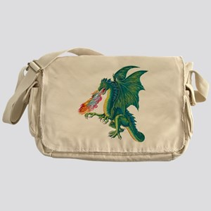 Dragons Lair B Messenger Bag