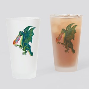 Dragons Lair B Drinking Glass