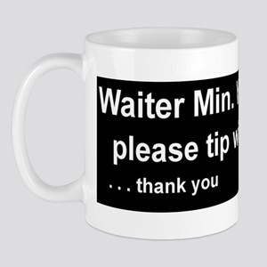 Please tip with your heart Mug